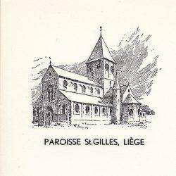Paroisse Saint-Gilles, LIEGE